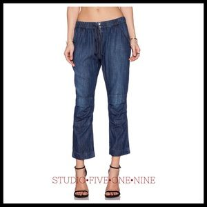 CITIZENS OF HUMANITY Kai Drawstring Jeans